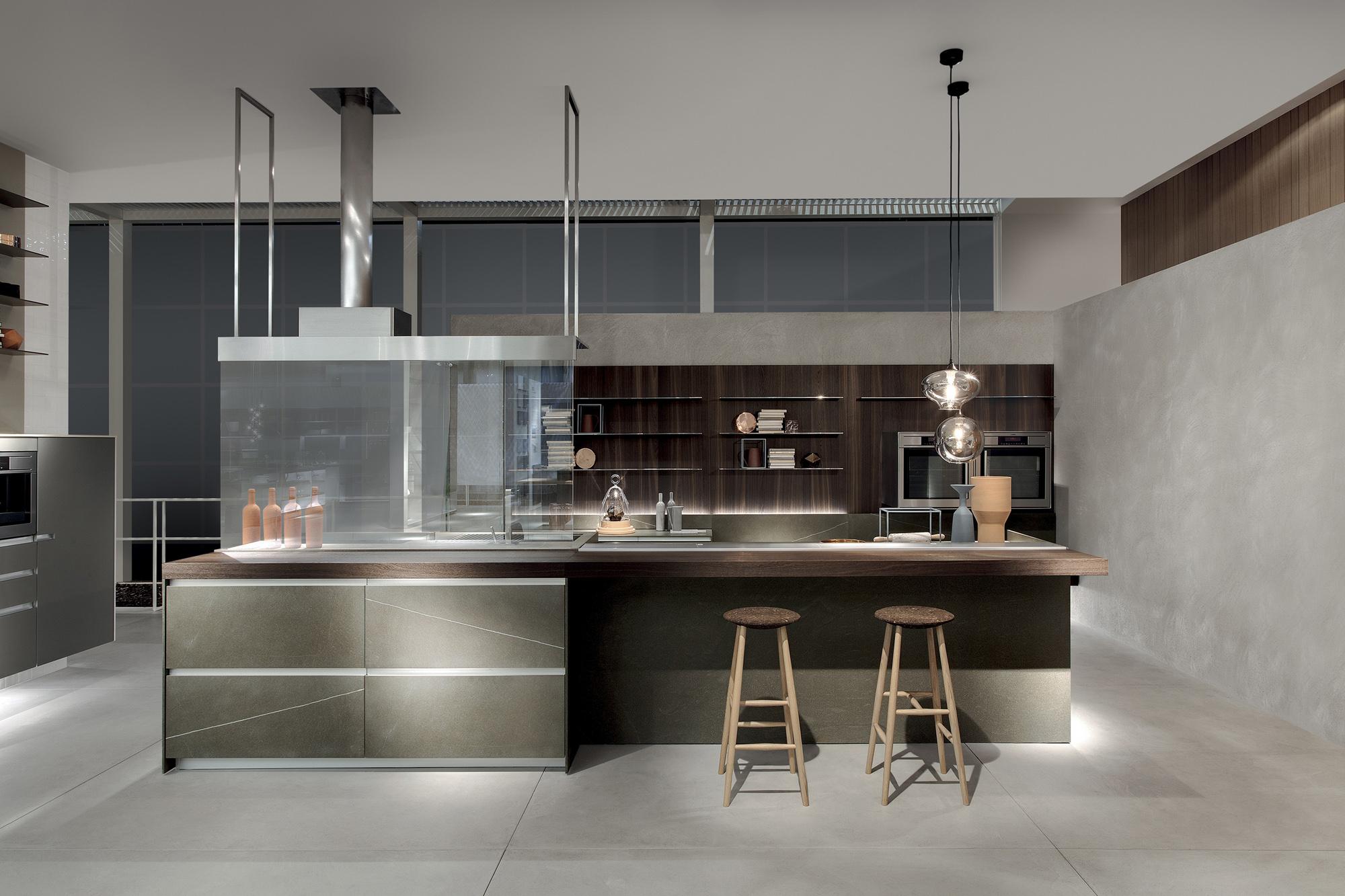 Tendenza in cucina: il piano snak secondo Ernestomeda | Adriaeco