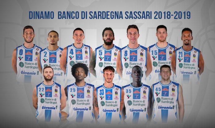 Tirrenia gold sponsor Dinamo Sassari   Adriaeco